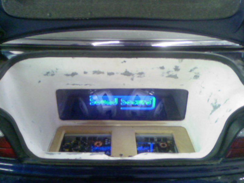 Custom Audio System Build And Installation Gallery