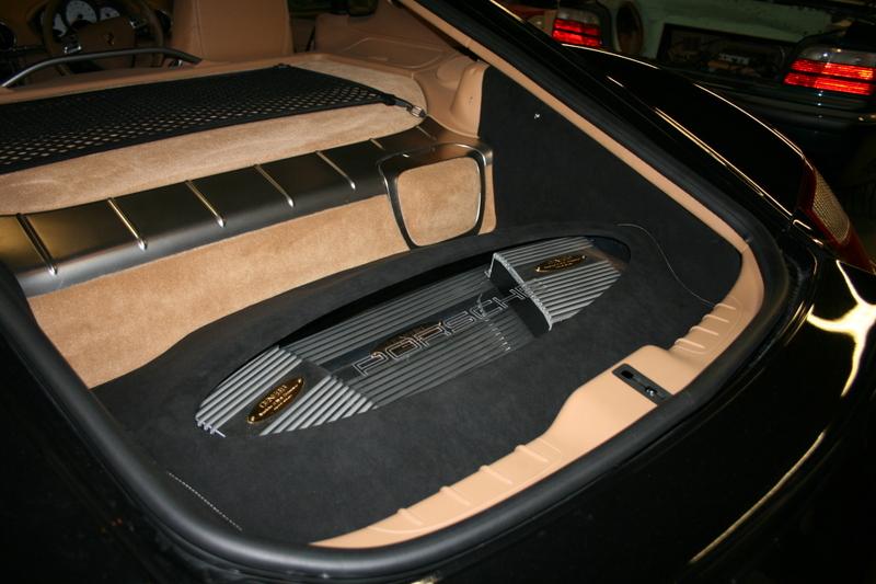 Porsche Caymen