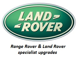 Click for LandRover specific upgrades