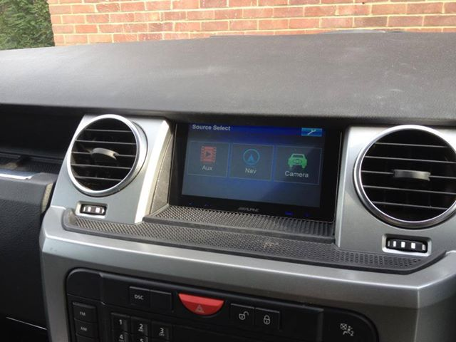 Land Rover Discovery Upgrades Soundsecure Co Uk Mobile